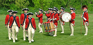British Soldiers War of 1812